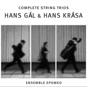 CD Review- RECORDING OF THE MONTH: MusicWeb International, Steve Arloff on Gal/Krasa Complete String Trios